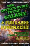 The Artist's Guide To The Galaxy: A Fun Laser Fu...