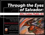 Through the Eyes of Salvador: Afro-Cuban Public Art