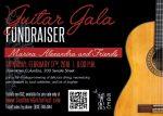 Guitar Gala Fundraiser