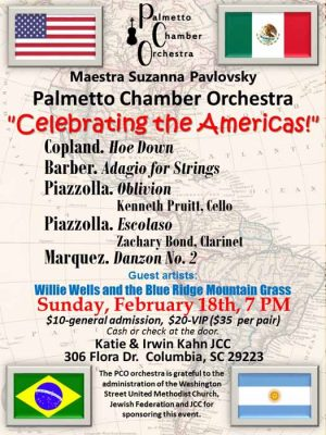 Celebrating the Americas!