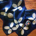 Indigo Silk Scarf Workshop