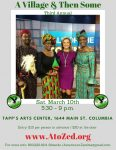 {AVillage and Then Some} African Fest & Story Telling