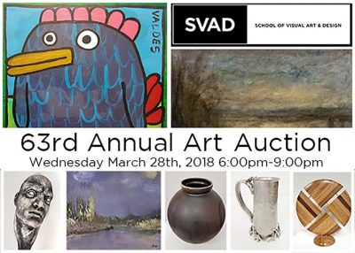 63rd Annual Art Auction