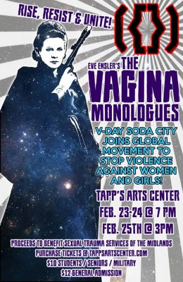 Vagina Monologues Soda City 2018