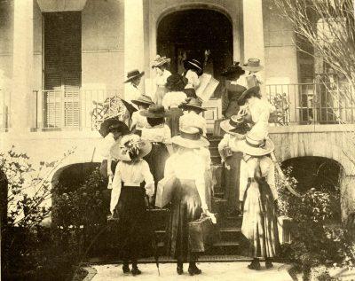 Homeschool Friday: Columbia Women