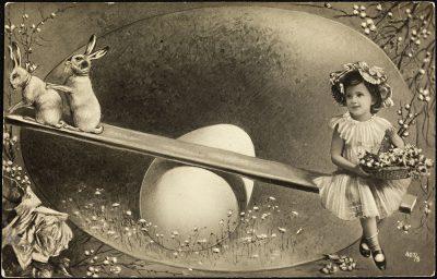 Easter Egg Hunt in the Gardens