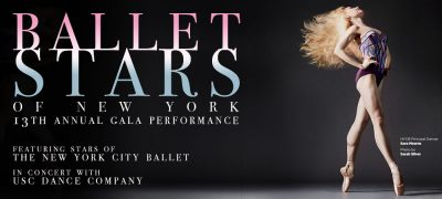13th Annual Ballet Stars of New York Gala Performa...