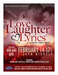 Love, Laughter and Lyrics: Valentine's Dinner Improv Theatre