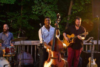 Saluda Shoals Park Jazz Series
