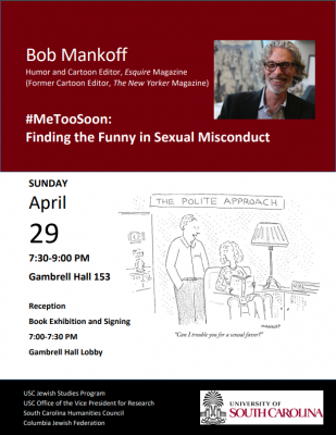#MeTooSoon: Finding the Funny in Sexual Misconduct...