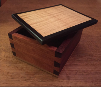 701 CCA Summer Camp: Dovetail Box and Hand Tool Wo...