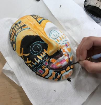 701 CCA Summer Camp: Multicultural Masks and Aztec...
