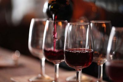An Evening Abroad Tour and Tasting