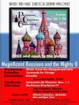 MAGNIFICENT RUSSIANS AND THE MIGHTY EIGHT