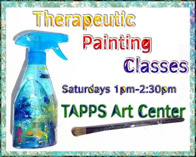Theraputic Painting Class