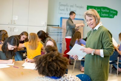 CMA Summer Workshops: Docent for a Day