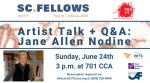 Artist Talk and Q&A with Jane Allen Nodine