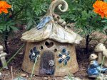 Fairy House and Cottage One Day workshop