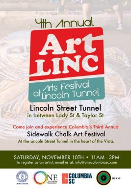 ArtLinc - Chalk Arts Festival