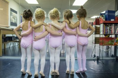 Open House at Southeastern School of Ballet