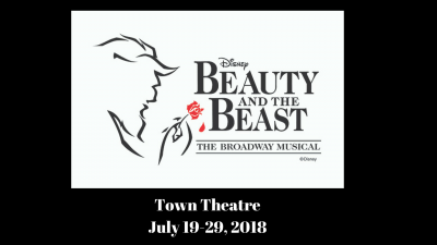 Town Theatre Presents Disney's Beauty and the Beast!