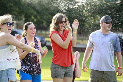 Historic Happy Hour: Water Balloon Battle