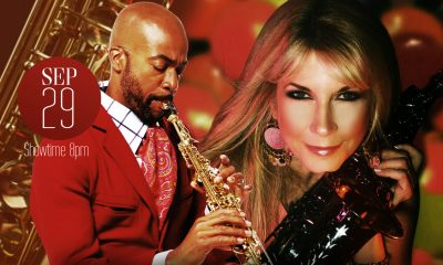 An Evening of Smooth Jazz with Dee Lucas & Pau...
