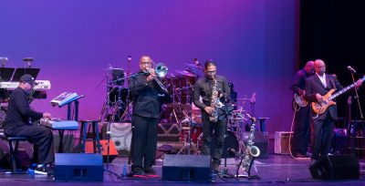Experience Willie Walker & Conversation Piece Live!