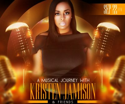 A Musical Journey with Kristen Jamison & Friends
