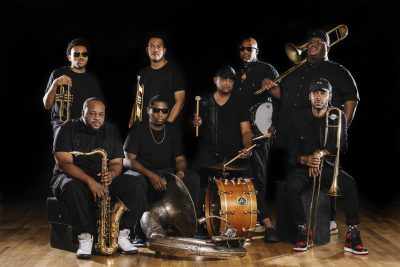 The Soul Rebels with Tonya Boyd-Cannon