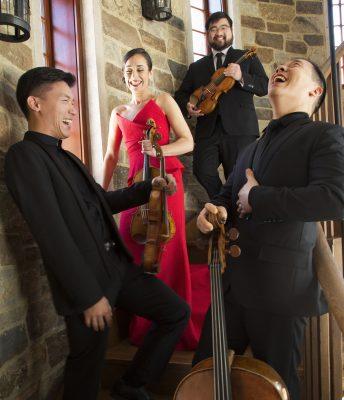 Parker Quartet and Friends Family Concert