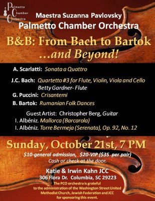 B&B: FROM BACH TO BARTOK AND BEYOND