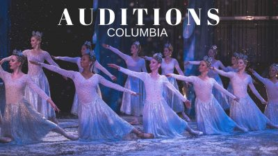 Columbia City Ballet Announces Auditions for Nutcracker 2018