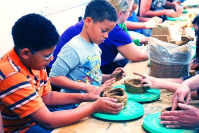 Children's Pottery Workshop