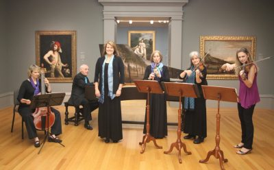 "Concert Series: Splendors of the Baroque ""Naissa..."