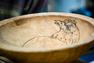 Intro to Woodburning Workshop