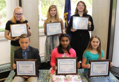 Letters about Literature Contest