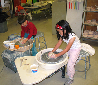 Home School Pottery Classes