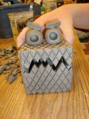 Explorations in Clay - Middle and High School
