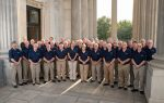 PALMETTO MASTERSINGERS JOINED BY THE PALMETTO BRASS: BROTHERS SING ON