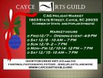 Cayce Arts Guild Holiday Market