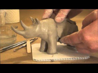 Clay Sculpture Class