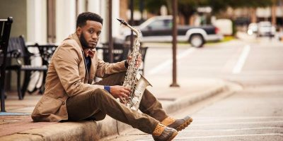 Experience the smooth, soulful sounds of saxophonist Steven Galloway!