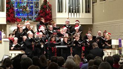 "Sandlapper Singers present ""Christmas Through the ..."