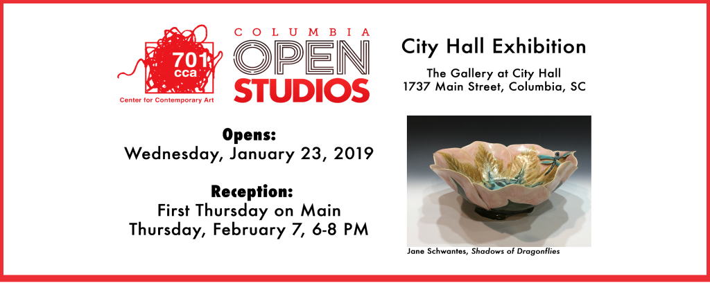 701 CCA Columbia Open Studios Artist Exhibition