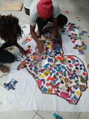 Art Class: Mosaic 101