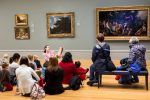 Story Time in the Galleries