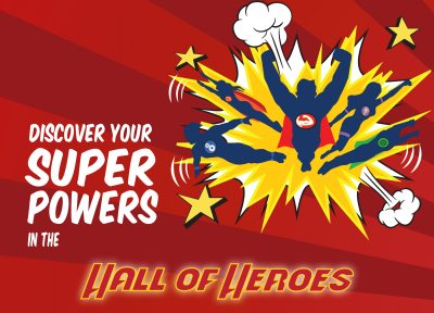Experience Hall of Heroes at the State Museum