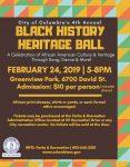 Black History Heritage Ball