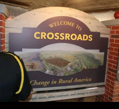 Smithsonian Exhibit - CROSSROADS: Changes In Rural...